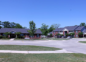 Pecan Cove Apartments Street View